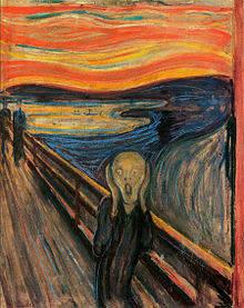 "Lukisan yang dilelang di Balai Lelang Sotheby's, New York, Amerika Serikat, ini terjual dengan harga fantastis yaitu $120 juta atau setara dengan 1,1 triliun rupiah. Lukisan karya Edvard Munch yang berjudul ""The Scream"" ini dibuat tahun 1895."