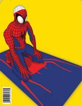 ternya Spider-man Muslim .. yg setuju bilang WOW