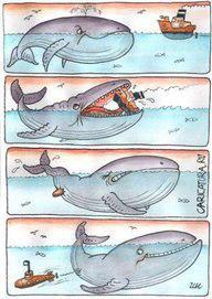 hahaha cara membuat kapal selam