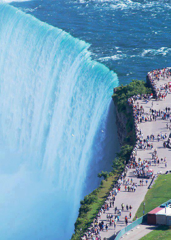 WOW... niagara falls... justa amazing ..