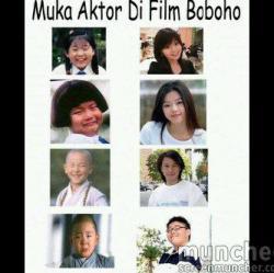 Muka aktor di Film boboho setelah besar, semua pasti ud pernah nonton kan dulu? ^_^