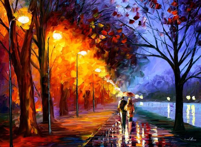 Lukisan Cinta Romantis Susah Ya Nglukis Sperti Wow Wownya Gambar