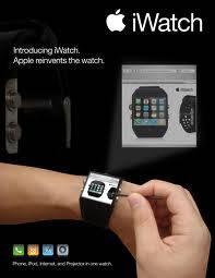 jam tangan bikinan Apple :D :) (y)