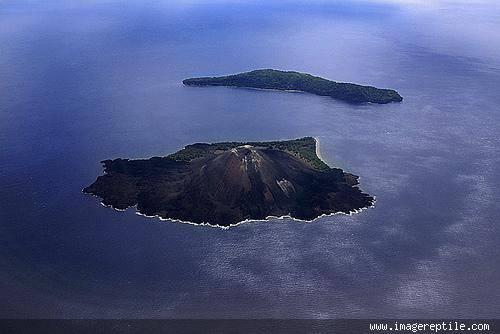 Krakatau adalah kepulauan vulkanik yang masih aktif dan berada di Selat Sunda antara pulau Jawa dan Sumatra. Nama ini pernah disematkan pada satu puncak gunung berapi di sana yang, karena letusan pada tanggal 26-27 Agustus 1883, kemudian sirna.