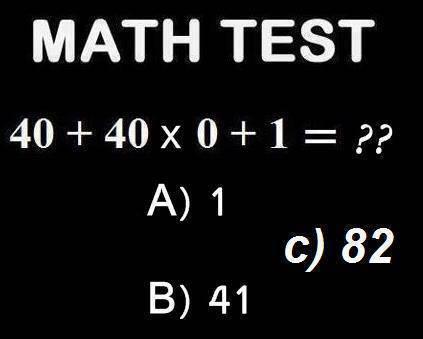MATH TEST AYO KETIK JAWABAN KAMU DI KOMENTAR A B ATAU C
