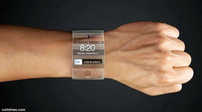 jam tangan masa depan ... klik WOW nya donk
