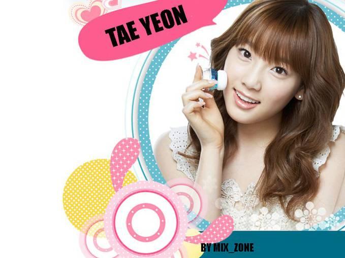 taeyeon, adalah leadear di girls band SNSD.. atau GIRLS GENERATION. di SNSD, aku mengidolakan leadear nya.. yap,, taeyeon.. nama asli taeyeon adalah ::: Kim Tae-yeon... yang mengidolakan taeyeon juga,, W.O.W nya ya..