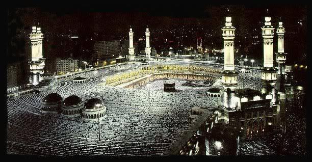 Subhanallah,, yg Muslim, Siapa yg ingin ke MEKKAH ?? :) WOWnya juga yaa...