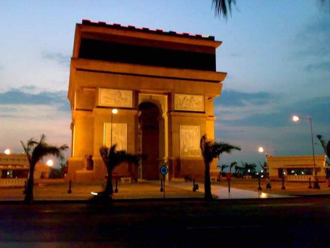 Pasti Anda Mengira Di Daerah Timur Tengah Kan Ini Di Indonesia Loh Di Kediri Pada Saat Malam