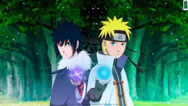 Rasengan mana yang terkuat? Menma vs Naruto
