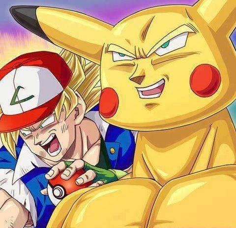 waktu kecil pernah nonton Pokemon gak...? pasti kenal dong dengan Pikachu, sekarang pikacu udah dewasa loh..... kalo gak percaya, nih liat aja si Pikachu...... ~.~/ WOW