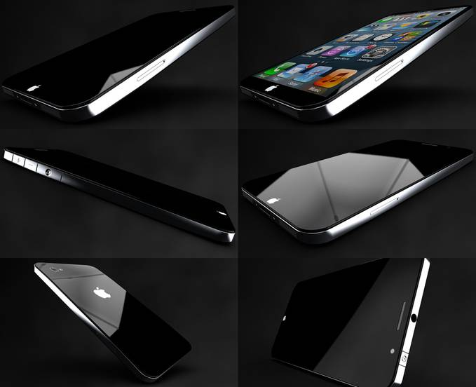 ini dia bocoran tentang model hp iPhone 6 di tahun 2014 :) :) lebih elegan dibandingkan iPhone 5 :D :) #jgn lupa WOWa ya :)