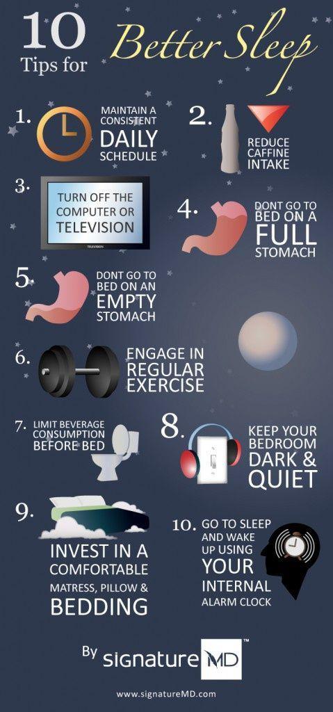 for a better sleep !