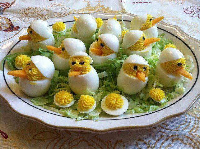 Kreasi Unik dari Telur Ayam, Awesome