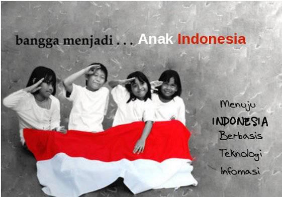 WoW Buat Anak Indonesia Negara ku Cinta Negara ku Bangga Negara ku Bangsa ku Tanah Air Beta Negara ku Tersayang I Love You Full INDONESIA