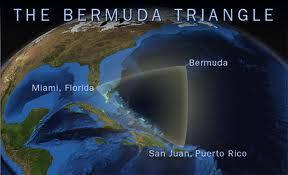 Misteri Tentang Segitiga Bermuda Belum Terunggkap ...... apakah ada kaitan-nya denggan Mesin Waktu ???