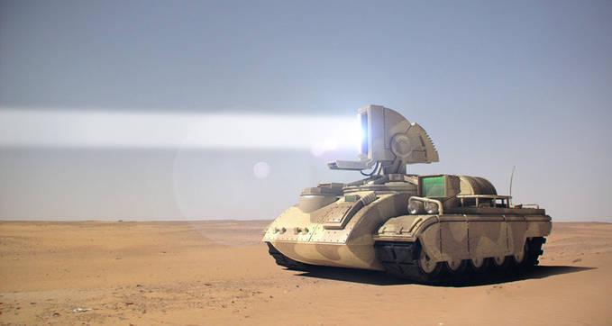 Ini Adalah Tank Yang Dapat Menembak Lebih Jauh DibandingKan Tank Yang Lain. jarak TembakNya Adalah 900 Meter/Detik.