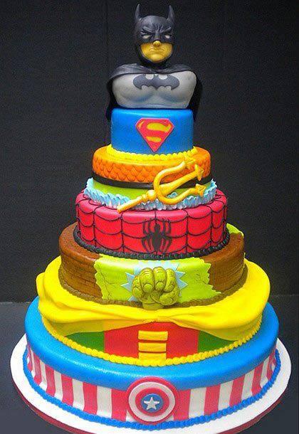 Berapakah Super Hero Yang Ada Ayo Di Tebak tebak aja DOLo dan wow. Karena di buat dari kue