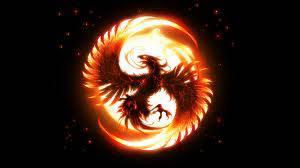 Phoenix (mitologi) Dalam mitologi Yunani, phoenix atau phenix (Yunani Kuno ?????? phóin?x) adalah burung yang berumur panjang yang siklis kembali atau dilahirkan kembali. Terkait dengan matahari, sebuah phoenix memperoleh kehidupan baru
