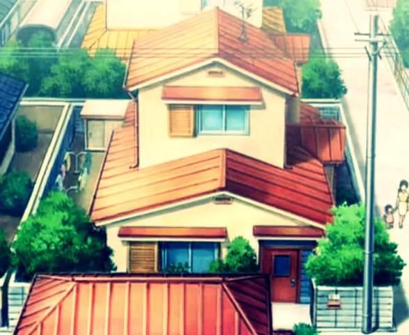 ada yang masih inget, ini rumah siapa ? Kalau tau berarti otakmu masih berfungsi dengan baik! a. Doraemon b. Nobita c. Suneo d. Sinchan