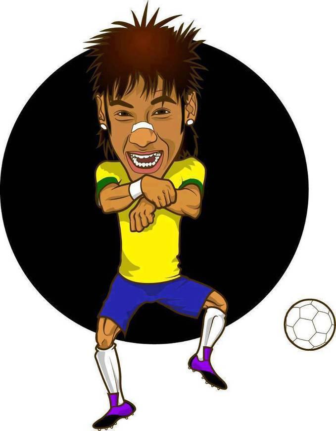 Ternyata Neymar Pecinta Gangnam