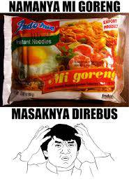 Tuh bener kate jacki chan masak nye di rebus..!!! ^_^