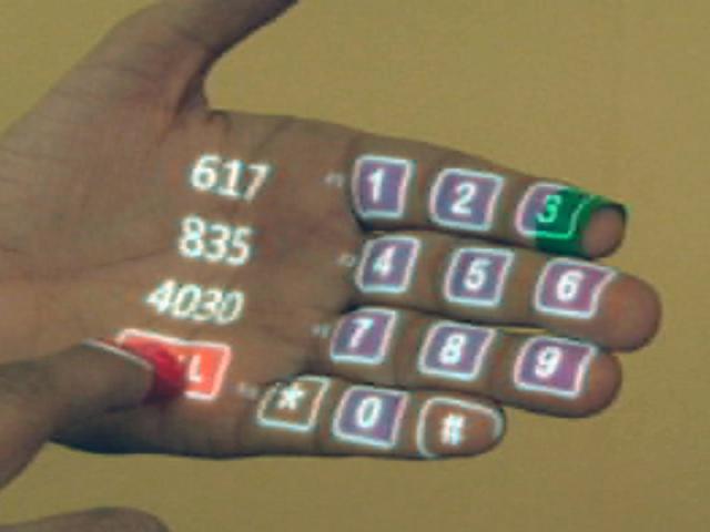 WOW!! teknologi masa depan!! sangat memukau bukan??