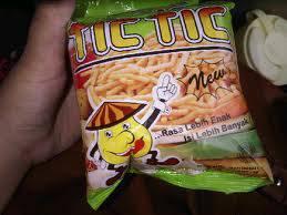 Snack gw sewaktu kecil nih, ad jga yg waktu kecil beli snack ini???