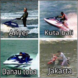 Visit Jakarta Water Adventure 2013.. T_T