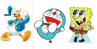 yang mana tokoh kartun yang kamu suka?