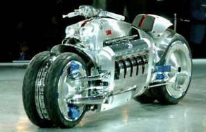 motor termahal didunia.Harga: 550.000 dollar AS (Rp 6.051.650.000) .sedikit seperti motor cybrog.diproduksi hanya beberapa.pasalnya 1 unit produksi harga modalnya 220.000 dolar AS .WOW yaa