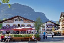 Garmisch-Partenkirchen, Kota Indah di Pegunungan Alpen