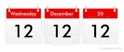 Misteri Dibalik angka 12 Berada Pada Bulan Desember,SelaluTeringat Dengan Angka 12 Yang berarti sekarang Kita Berada Di penghujung Tahun,Sistem Kalender purba Hingga Modern Hampir Sebagian Besar Menetapkan Jumlah Bulan Dalam Setahun Ada 12.