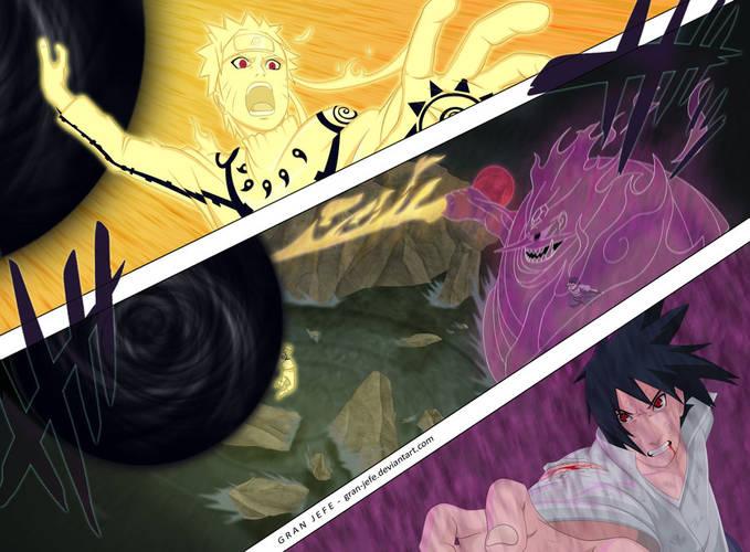 Bijuu Mode vs Susanoo – Naruto vs Sasuke hanya di :http://www.facebook.com/LordAkatsukiGara