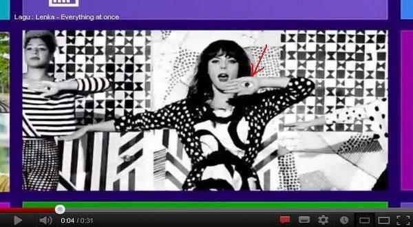 Simbol Mata Satu Dajjal dalam Iklan Windows 8