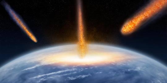 ni adalah salah satu dari 7 meteorit tunggal paling besar yang dikenal di bumi – monster besi yang tetap utuh selama ribuan tahun. 7. Willamette, USA: Perkiraan Berat: 15.5 ton Sebesar 7,8 meter persegi dan 15,5 ton, Willamette adalah mete
