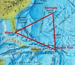 Misteri Segitiga Bermuda, Cerita lama tentang adanya segitiga bermuda merupakan salah satu misteri belahan dunia Barat yang mendunia dan berabad-abad telah menyimpan kisah yang tak terpecahkan. Misteri demi misteri inipun bahkan telah dicatat o