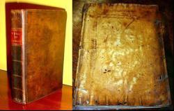 Ngeri, Sampul Buku Dari Kulit Manusia