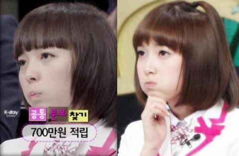MIRIP GA SIH?? WG Sunye VS SNSD Jessica Pilih mana?
