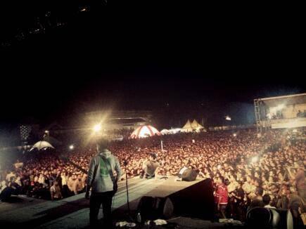 Wow nya donk ttg konser Noah di Manado ^_^