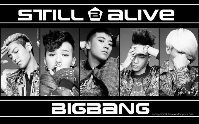 Siapa yang suka sama boyband korea BigBang??. Kalau suka WOW nya dong!!