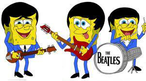 ini dia spongebob versi the beatles