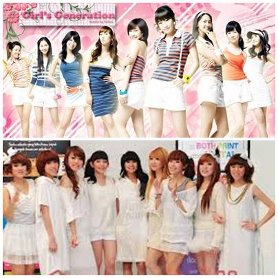 Pilih Girls Generation (SNSD) atau cherry belle (chibi) ??? jgn lunpa wowwnya !!!