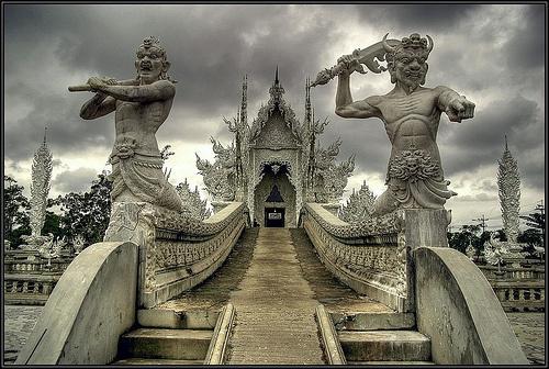 10 Destinasi Wisata terkenal di Thailand
