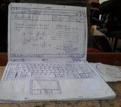 karena laptop sudah terlalu mainstream
