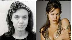 Inilah Foto Artis Hollywood Angelina Jolie Saat Masih Muda dulu (kiri) dan Foto Sebelah kanan adalah saat sudah dewasa, menurut PULSKER lebih cantik yang mana ? kiri atau kanan ? :D