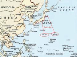 Ternyata ada yang namanya Laut Setan (Devil's Sea)