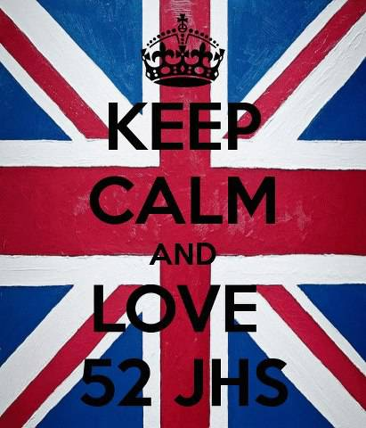 Keep clam and love 52 JHS ...