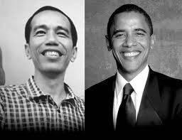 Menurut Kamu Pak Jokowi mirip dengan Presiden Amerika Barack Obama g ?