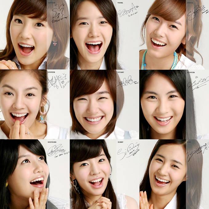 SNSD(girls generation) Cantik And WOW y,,,Setuju???